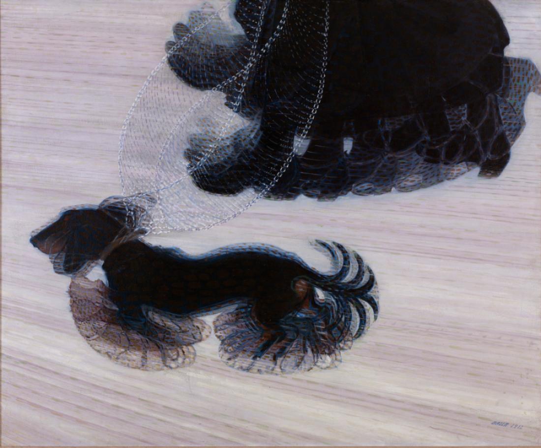 Giacomo-balla-perro-teckel
